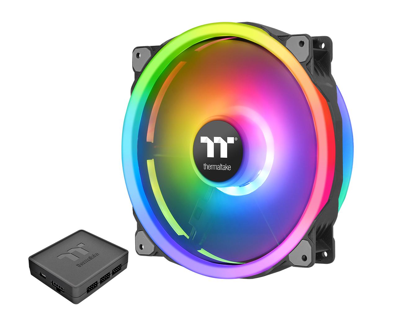 Riing Trio 20 RGB Case Fan TT Premium Edition